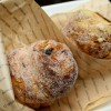 ミスドのクロワッサンマフィンはベタベタを気にせず手掴みで食べたい