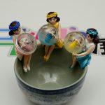 奇譚クラブ10周年のフチ子はミニカプセル&ミニフチ子付きの豪華仕様!