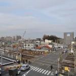 戸塚の大踏切を2011年2月から2016年4月まで写真で振り返る