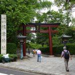 根津、上野を散策 日本武尊から西郷隆盛まで日本の歴史を感じる