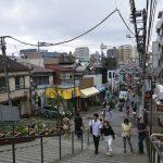 千駄木駅を起点に谷中を散策 朝倉彫塑館で日本の夏を愉しむ