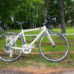 約2年ぶりの北見で自転車関係のはじめてを2つ経験してきた